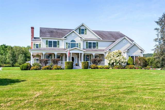 254 Mcnall Road, Fairfax, VT 05454 (MLS #4880630) :: Signature Properties of Vermont