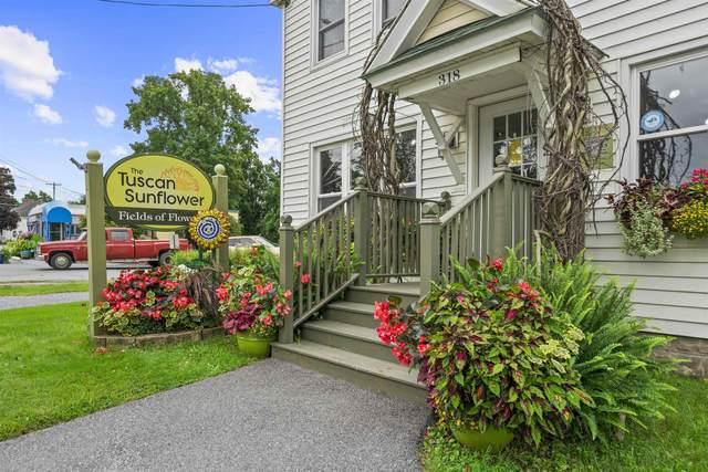 318 North Street, Bennington, VT 05201 (MLS #4880781) :: Keller Williams Realty Metropolitan