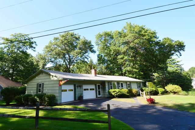 1 Woodknoll Drive, North Hampton, NH 03862 (MLS #4880793) :: Keller Williams Coastal Realty