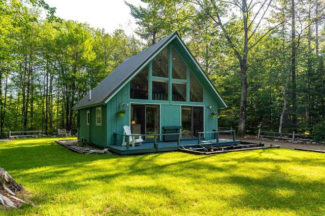 86 North Pines Road, Conway, NH 03813 (MLS #4880851) :: Signature Properties of Vermont