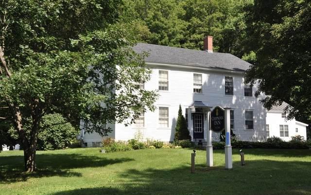 1233 Route 125, Ripton, VT 05766 (MLS #4881071) :: Signature Properties of Vermont