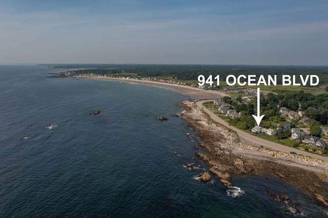 941 Ocean Boulevard, Rye, NH 03870 (MLS #4881591) :: Keller Williams Coastal Realty