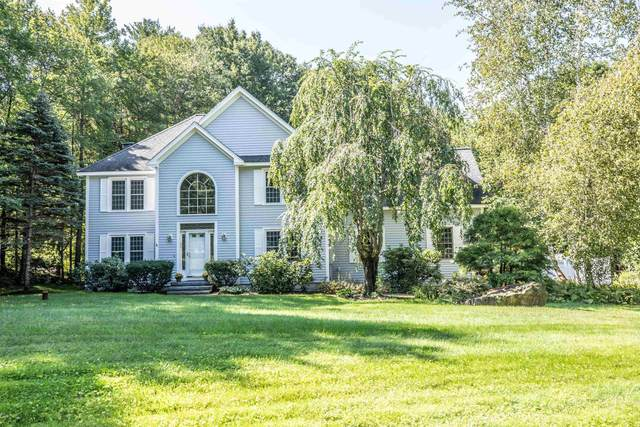 20 Normand Circle, Bedford, NH 03110 (MLS #4881660) :: Signature Properties of Vermont
