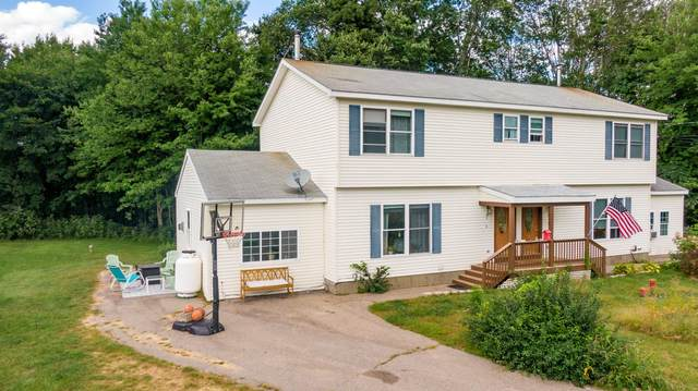 10 Colonial Drive, Rochester, NH 03839 (MLS #4881695) :: Keller Williams Coastal Realty