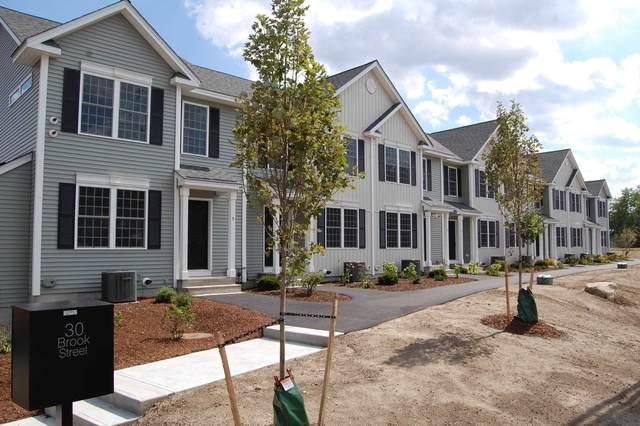 30 Brook Street #1, Derry, NH 03038 (MLS #4881789) :: Signature Properties of Vermont