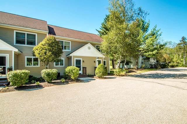 60 Laurel Lane #31, Conway, NH 03860 (MLS #4881925) :: Keller Williams Coastal Realty