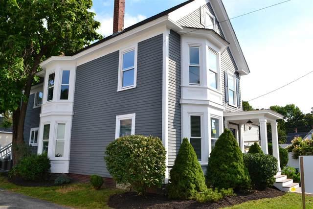 199 Front Street B, Exeter, NH 03833 (MLS #4882053) :: Keller Williams Coastal Realty