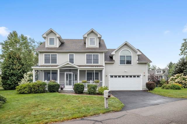 43 Ponds View Lane, Laconia, NH 03246 (MLS #4882268) :: Signature Properties of Vermont