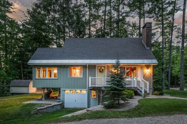 6 Hilltop Road, Moultonborough, NH 03254 (MLS #4882386) :: Signature Properties of Vermont