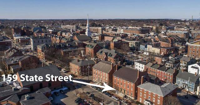 159 State Street 1B, Portsmouth, NH 03801 (MLS #4882395) :: Keller Williams Coastal Realty