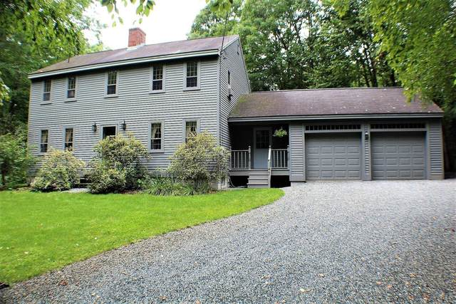22 Highland Drive, Chichester, NH 03258 (MLS #4882412) :: Signature Properties of Vermont
