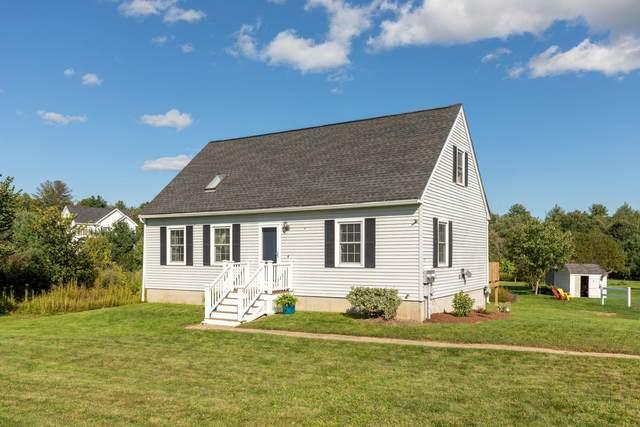 19 Nicholas Circle, Dover, NH 03820 (MLS #4882522) :: Signature Properties of Vermont