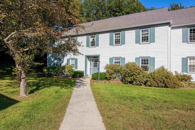 2 Twin Oaks Terrace #2, South Burlington, VT 05403 (MLS #4882544) :: Keller Williams Coastal Realty