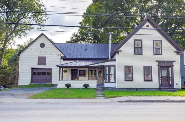 56 Main Street, Ludlow, VT 05149 (MLS #4882770) :: The Gardner Group