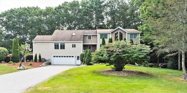 158 Harper Ridge Road, Hampstead, NH 03826 (MLS #4882775) :: Signature Properties of Vermont