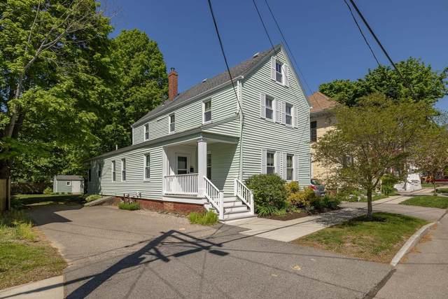 50 Wibird Street, Portsmouth, NH 03801 (MLS #4882890) :: Keller Williams Coastal Realty
