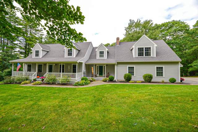 12 Oaklands Road, Exeter, NH 03833 (MLS #4883147) :: The Hammond Team