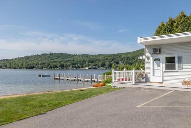 42 Lake Shore Drive B-8, Moultonborough, NH 03254 (MLS #4883191) :: Keller Williams Coastal Realty