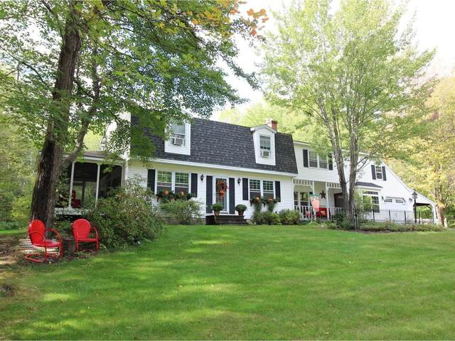 23 Red Clover Way, Milton, VT 05468 (MLS #4884151) :: Signature Properties of Vermont
