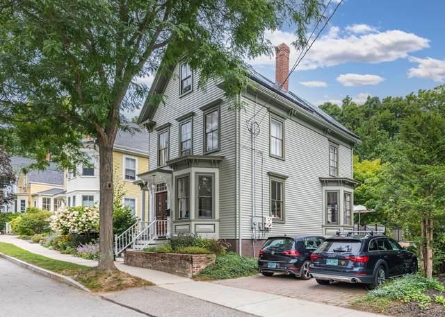 433 Union Street, Portsmouth, NH 03801 (MLS #4884390) :: Keller Williams Realty Metropolitan