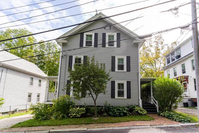 9 George Street, Dover, NH 03820 (MLS #4884680) :: Keller Williams Coastal Realty