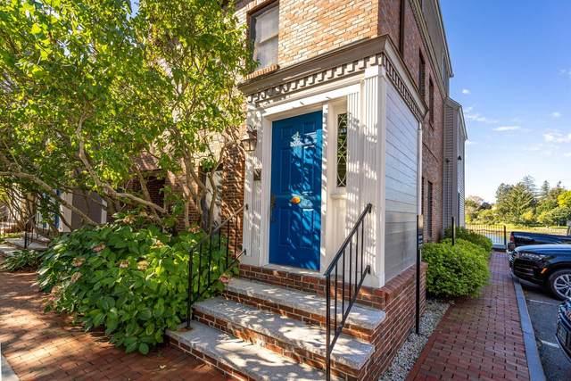 500 Market Street 15R, Portsmouth, NH 03801 (MLS #4884833) :: Keller Williams Coastal Realty