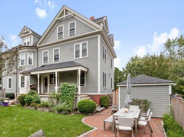 10 New Castle Avenue, Portsmouth, NH 03801 (MLS #4884854) :: Keller Williams Realty Metropolitan
