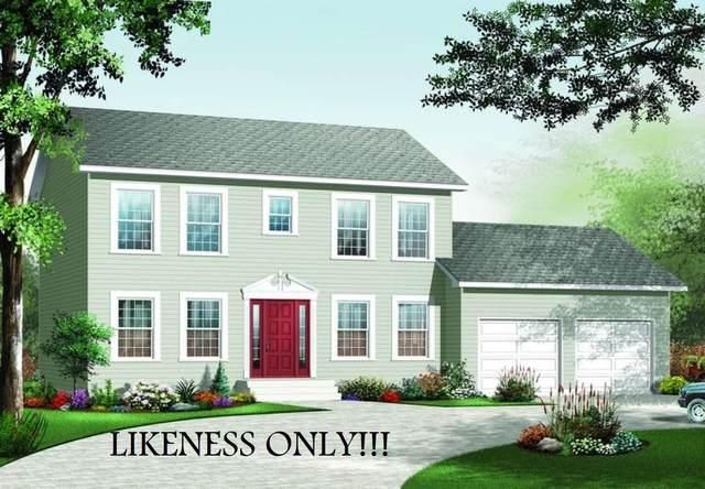 tbd Hillside Drive, Franklin, VT 05450 (MLS #4885222) :: Signature Properties of Vermont