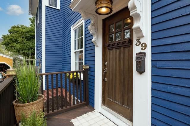 39 Langdon Street #1, Portsmouth, NH 03801 (MLS #4885334) :: Keller Williams Coastal Realty