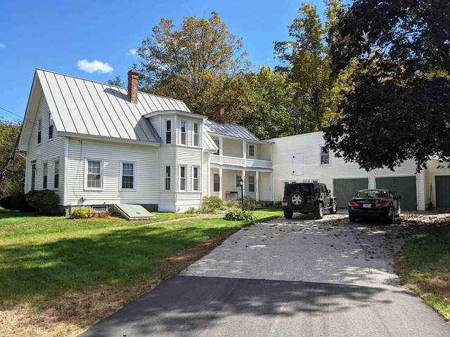 20 East Union Street, Goffstown, NH 03045 (MLS #4885375) :: Parrott Realty Group