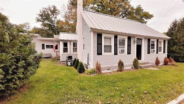 198 Depot Street, Cavendish, VT 05153 (MLS #4885413) :: Keller Williams Coastal Realty