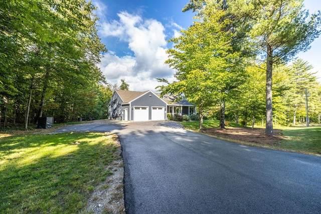 23 Curries Way, Brookfield, NH 03872 (MLS #4885752) :: Keller Williams Coastal Realty