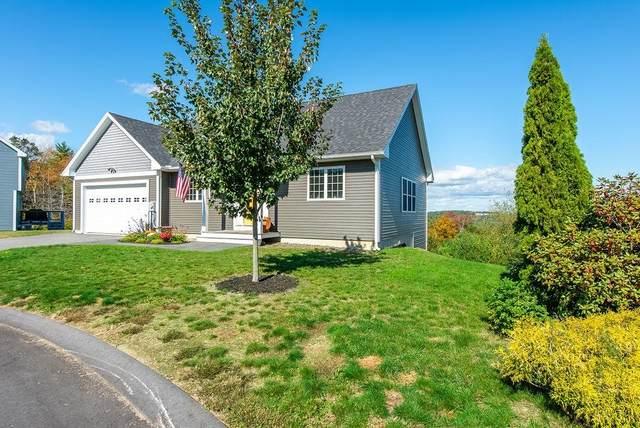 43 Barbaro Drive, Rochester, NH 03867 (MLS #4886075) :: Keller Williams Coastal Realty