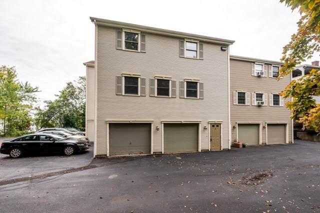 707 Central Avenue #3, Dover, NH 03820 (MLS #4886108) :: Keller Williams Coastal Realty