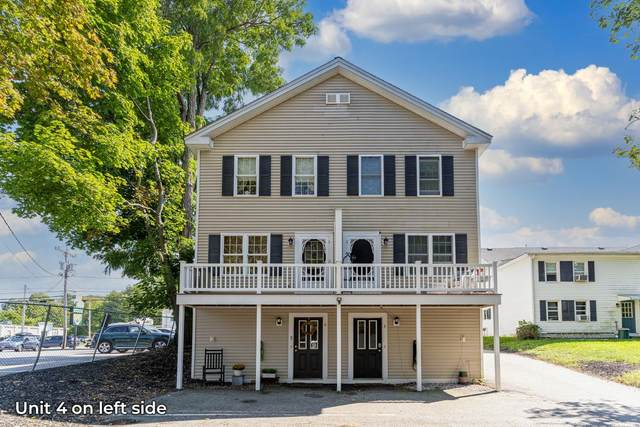 20 Portsmouth Avenue D, Exeter, NH 03833 (MLS #4886116) :: Keller Williams Coastal Realty