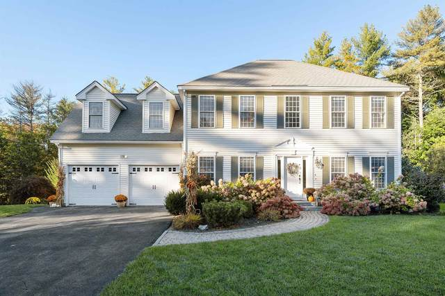 8 Baileys Green, Bedford, NH 03110 (MLS #4886486) :: Signature Properties of Vermont