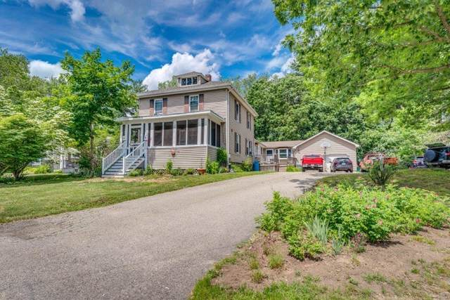 349 Washington Street, Dover, NH 03820 (MLS #4886536) :: Hergenrother Realty Group Vermont