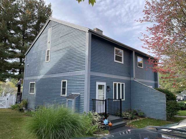 28-2 Heather Circle, Colchester, VT 05446 (MLS #4886547) :: Signature Properties of Vermont