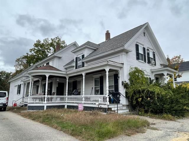 16 Messer Street, Laconia, NH 03246 (MLS #4886604) :: Jim Knowlton Home Team