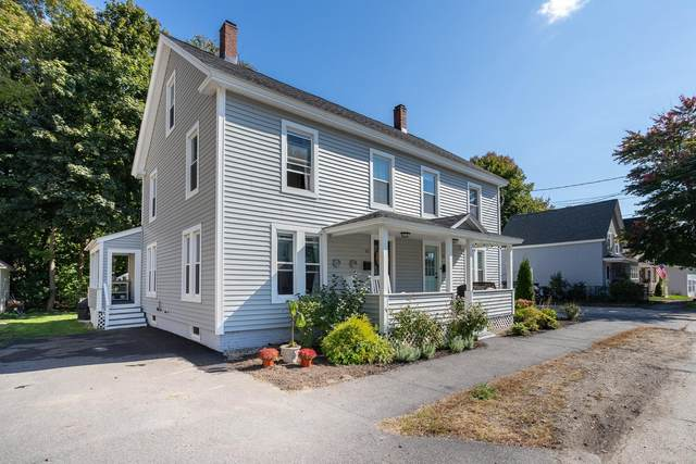 15 Washington Street, Exeter, NH 03833 (MLS #4886629) :: Keller Williams Coastal Realty