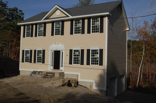 33 Cathy Street #160, Merrimack, NH 03054 (MLS #4886645) :: Jim Knowlton Home Team