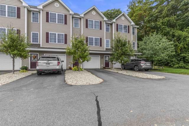 15 Split Rock Drive #15, Rochester, NH 03839 (MLS #4886757) :: Keller Williams Coastal Realty