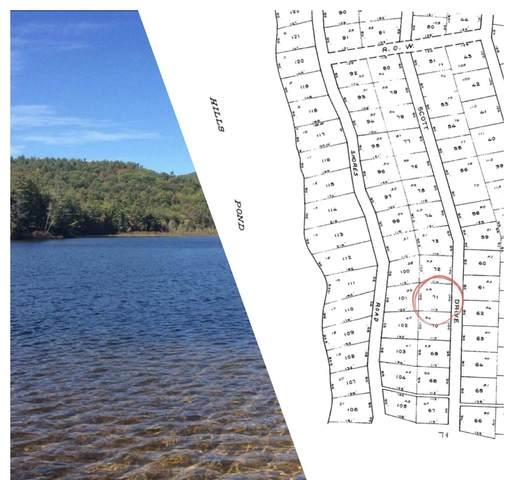 112 Scott Drive, Alton, NH 03810 (MLS #4886832) :: Keller Williams Coastal Realty