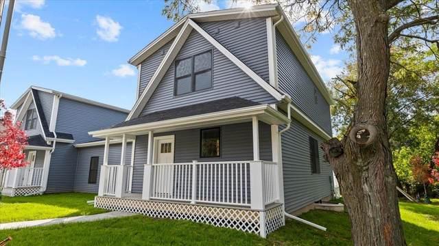 64 Lafountain Street #101, Winooski, VT 05404 (MLS #4886838) :: Signature Properties of Vermont
