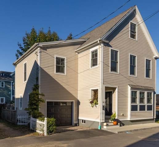 98 Brewster Street, Portsmouth, NH 03801 (MLS #4886883) :: Keller Williams Coastal Realty