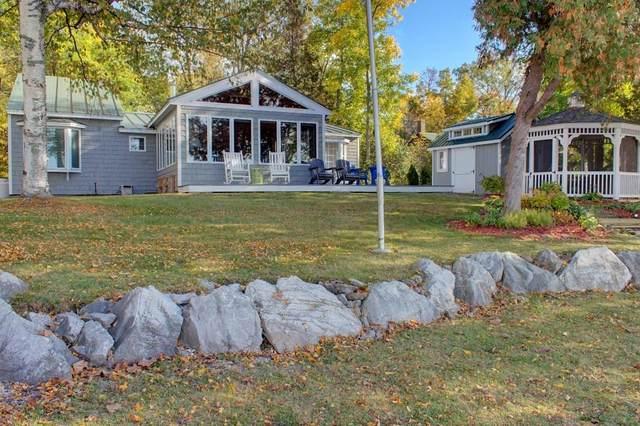 43 Savage Point Road North, North Hero, VT 05474 (MLS #4886892) :: Signature Properties of Vermont