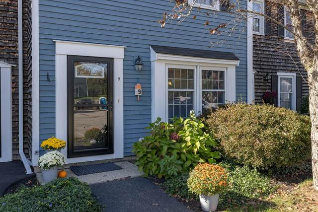1275 Maplewood Avenue #9, Portsmouth, NH 03801 (MLS #4886899) :: Keller Williams Coastal Realty