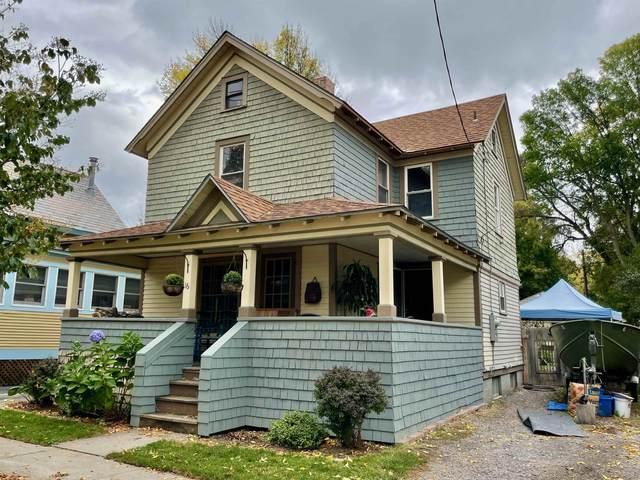 16 Hayward Street, Burlington, VT 05401 (MLS #4887035) :: Signature Properties of Vermont