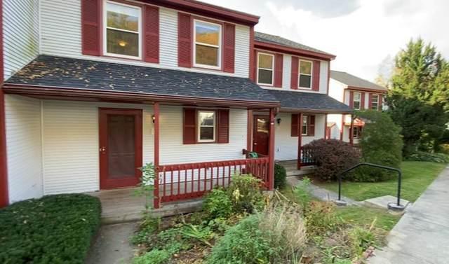 242 Lyman Meadows T2, Hinesburg, VT 05461 (MLS #4887075) :: Signature Properties of Vermont