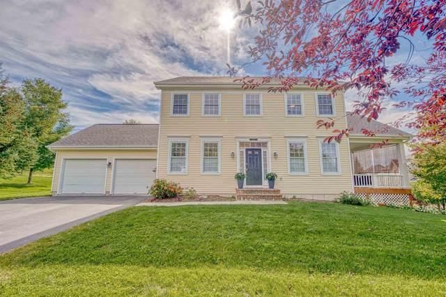 638 Hanon Drive, Williston, VT 05495 (MLS #4887090) :: Signature Properties of Vermont